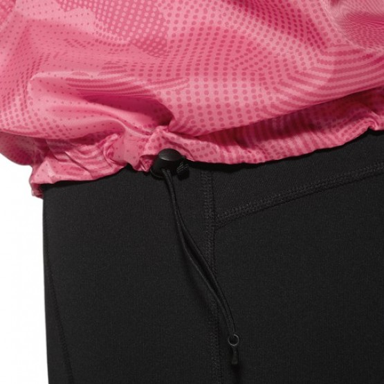 Ветровка ASICS Lightweight Jacket розовая женская