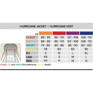 Ветровка без рукавов Compressport Hurricane Vest белая унисекс