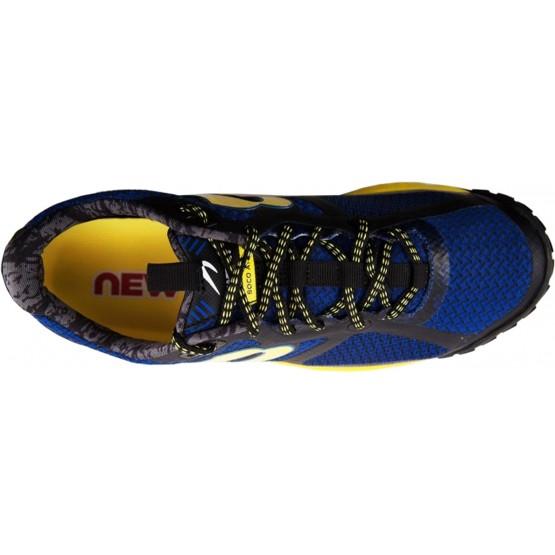 Кроссовки NEWTON Men's Boco AT III темно-синие мужские