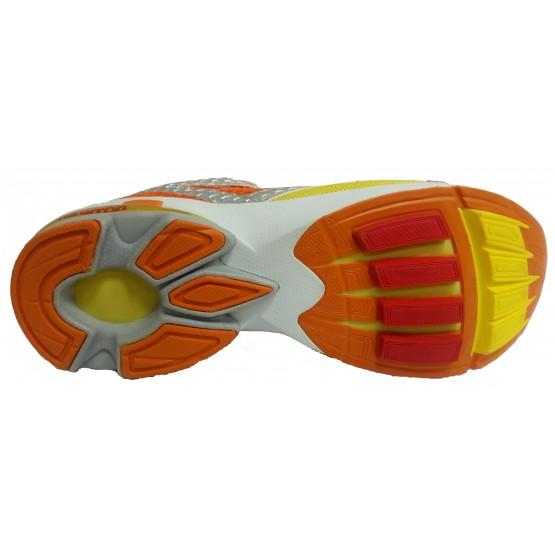 Кроссовки NEWTON Gravity Cushion Trainer оранжевые мужские