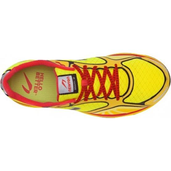 Кроссовки NEWTON Men's Gravity III Neutral Trainer желтые мужские