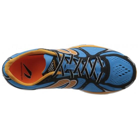 Кроссовки Newton Men's Kismet сине-оранжевые мужские