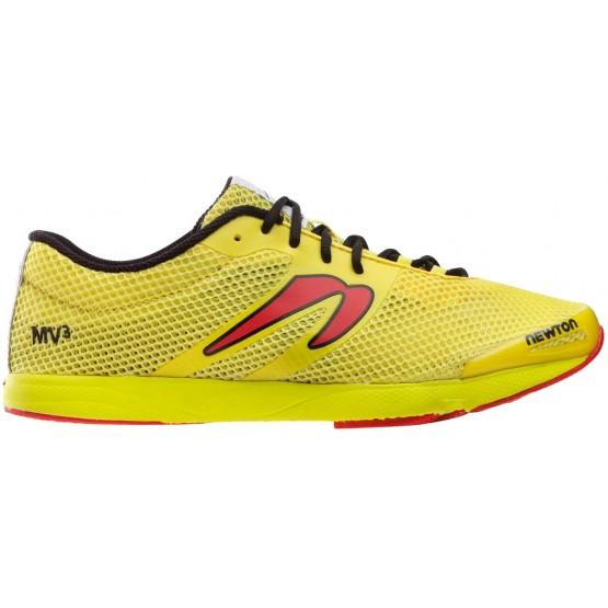 Кроссовки Newton MV3 желтые мужские