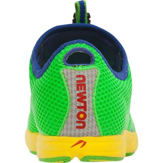 Кроссовки Newton Tri Racer Lime/Yellow Running Shoes Men's мужские