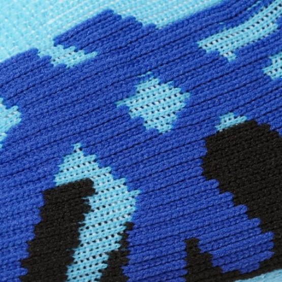 Носки ASICS Cumulus Sock голубые