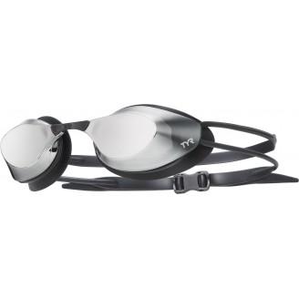 Очки для плавания TYR Stealth Racing Mirrored дымчатые
