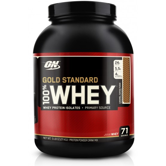 Протеин (2 270гр.) Optimum Nutrition 100% Whey Gold Standard