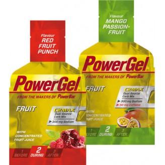 Углеводный гель PowerBar FruitGel