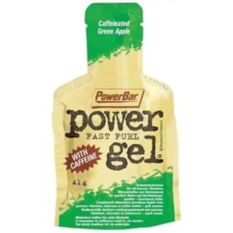 Углеводный гель с кофеином PowerBar Power Gel + Caffeine