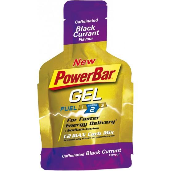 Углеводный гель с bcaa и натрием PowerBar Power Gel + Extra Sodium/Natrium