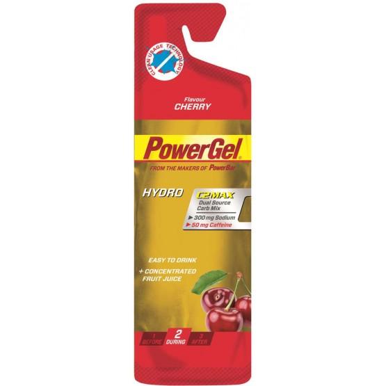Углеводный гель с кофеином PowerBar Power Gel Hydro