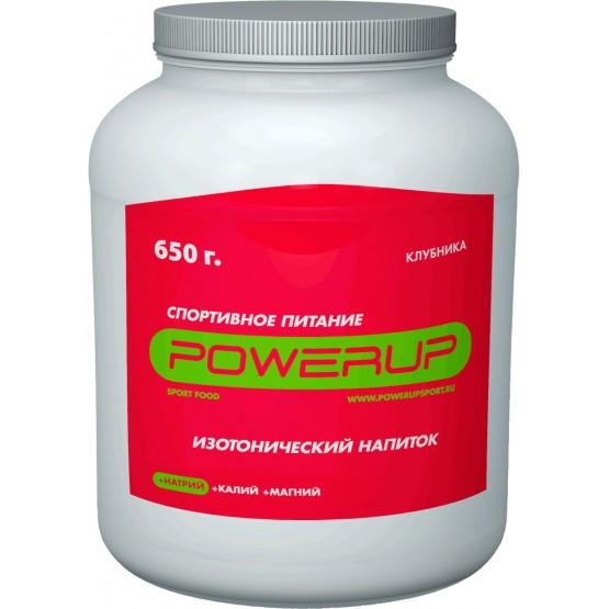 Спортивный изотонический напиток (изотоник) PowerUp (650гр.)