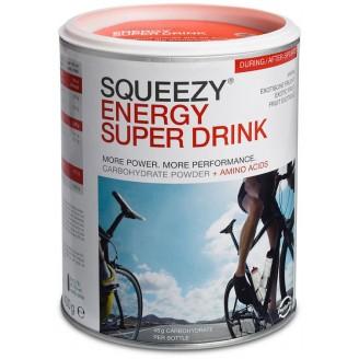 Порошок для приготовления изотонического напитка Squeezy Energy Super Drink