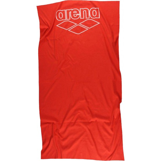 Полотенце Arena Halys красное