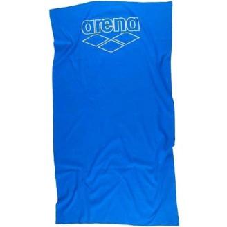 Полотенце Arena Halys синее
