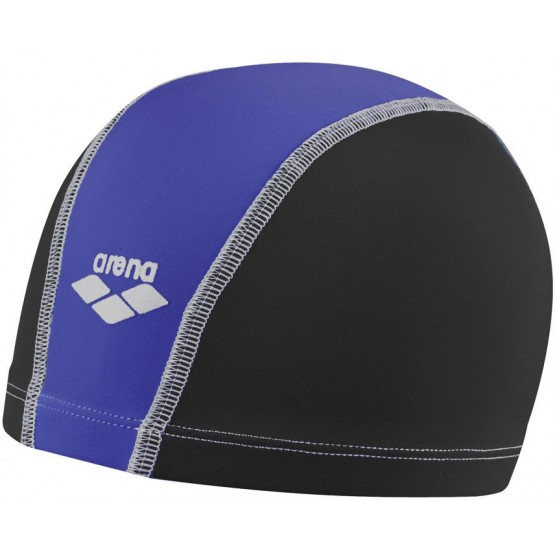 Шапочка для плавания Arena Unix черно-фиолетовая