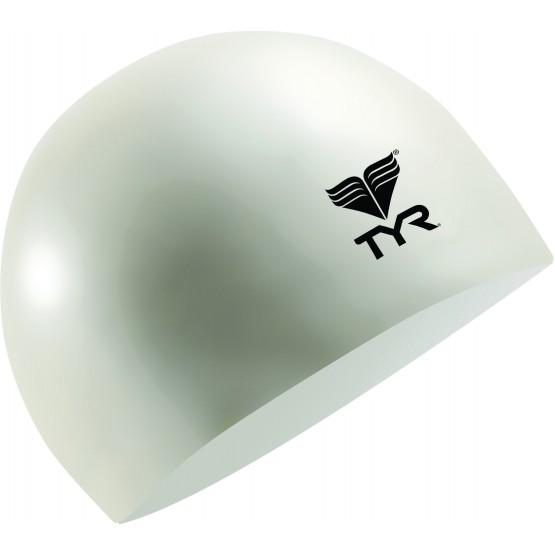 Шапочка для плавания TYR Latex Swim Cap