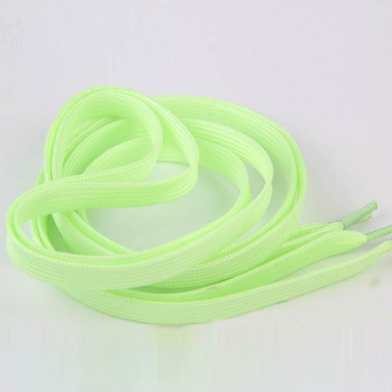 Шнурки Glow зеленые
