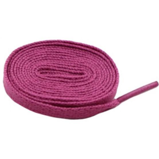 Шнурки Sports Color флуоресцентные светло-фиолетовые