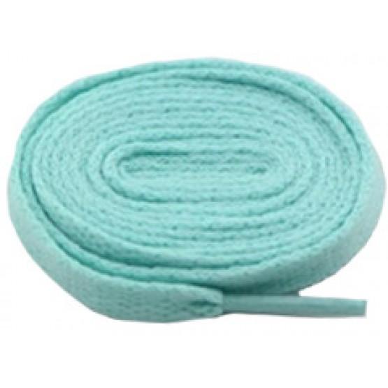 Шнурки Sports Color флуоресцентные голубые