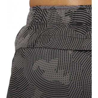 Шорты ASICS Woven Short 5.5-Inch серые женские
