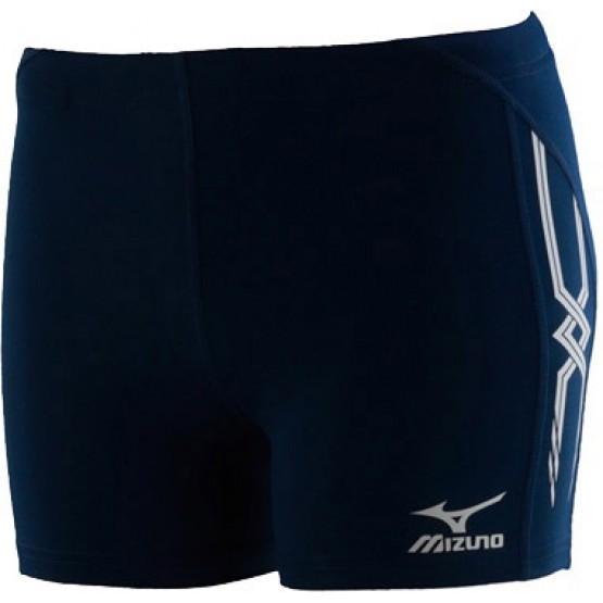Шорты MIZUNO Women's Mid Tights 215 темно-синие женские