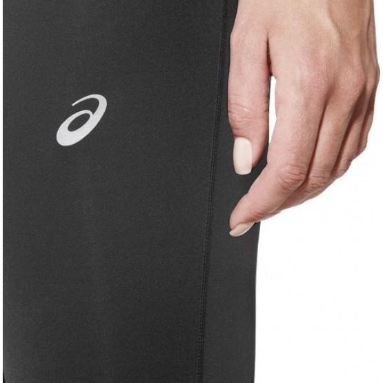 Штаны ASICS Asics Stripe Tight черные/розовые женские