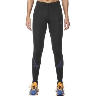 Штаны ASICS Asics Stripe Tight черные/синие женские