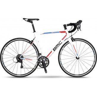 Велосипед BMC Teammachine ALR01 Sora CT White 2016