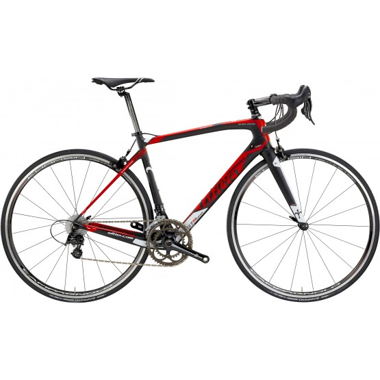 Велосипед Wilier GTR Team'16 Ultegra mix + RS10